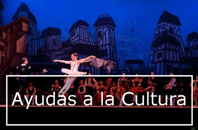Ayudas cultura