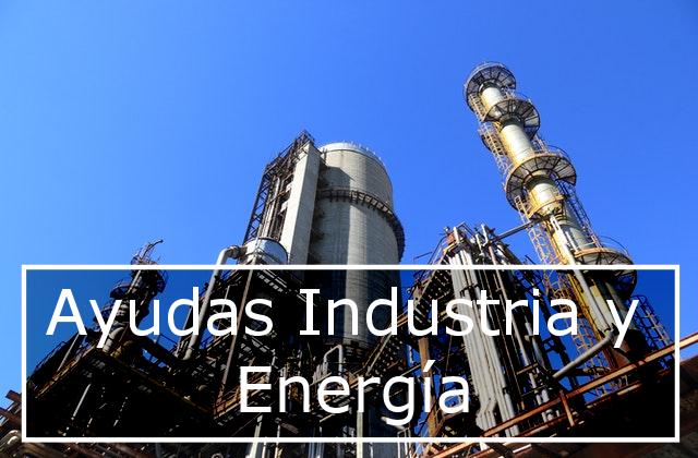 Ayudas Industria y Energía