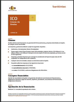 ICO COVID 19