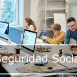 Firmas realizadas en procedimientos de la Seguridad Social