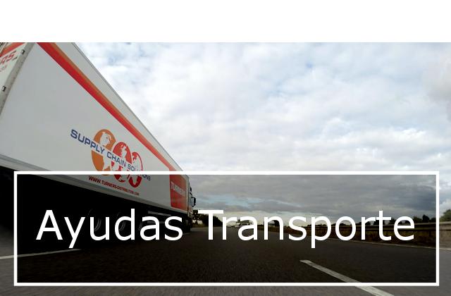 Ayudas transporte