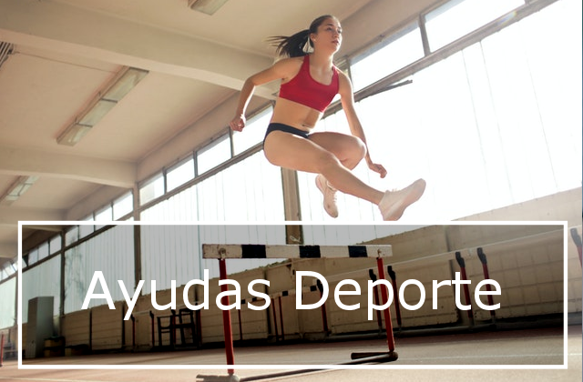 Ayudas al deporte en Galicia