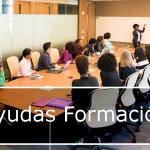 Ayudas a la formación y capacitación en Barcelona