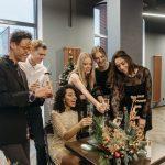 Frases típicas de felicitación navideña en empresas