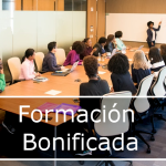 Formación bonificada: Mantenimiento plantilla media y Aula Virtual