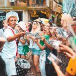 Premios desfiles locales desfile de carnaval de Cuenca