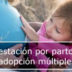 Solicitar la prestación económica por parto o adopción múltiples